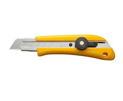 OLFA BN-L Vida Kilitli Geniş Maket Bıçağı