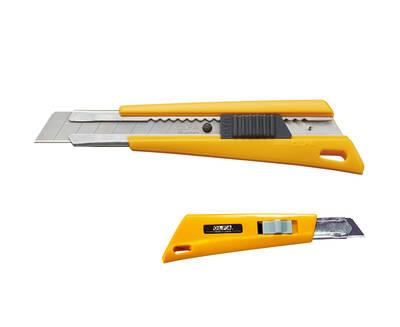OLFA FL Gövde Arkasından Kilitlenebilir Geniş Maket Bıçağı