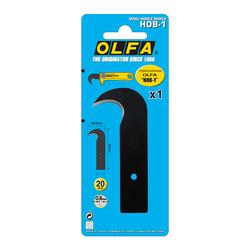 OLFA HOB-1 Yedek Bıçak (OLFA HOK-1 Maket Bıçağı Yedek Ucu) - Thumbnail