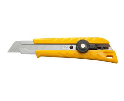 OLFA L-1 Vida Kilitli Çok Amaçlı Standart Geniş Maket Bıçağı