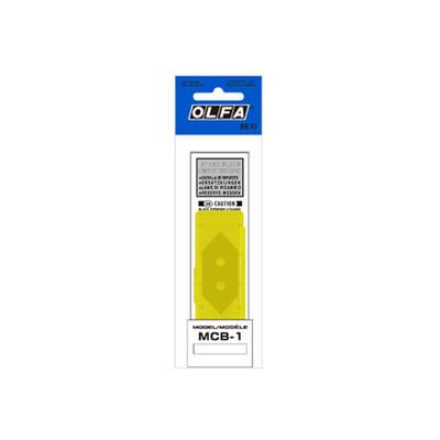 Olfa MCB-1 Maket Bıçağı Yedeği