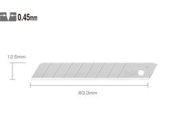 OLFA MTB-10B Maket Bıçağı Yedeği - 10'lu Tüp - Thumbnail