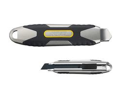 OLFA MXP-AL Alüminyum Otomatik Kilitli Geniş Maket Bıçağı - Thumbnail