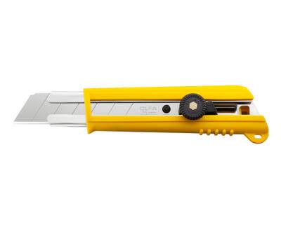 OLFA NH-1 Kaymaz Saplı Ekstra Ağır Sanayi Tipi Maket Bıçağı
