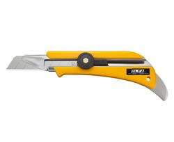 OLFA OL Uzatılmış Metal Ağızlı Kuyruklu Geniş Maket Bıçağı - Thumbnail
