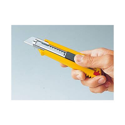 OLFA PL-1 Otomatik Bıçak Yükleme Mekanizmalı Geniş Maket Bıçağı