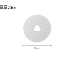 OLFA RB28-10 Maket Bıçağı Yedeği (10'lu Tüp) - Thumbnail