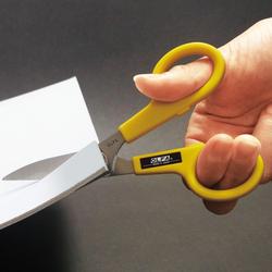 OLFA SCS-1 Çok İşlevli Ultra Keskin Paslanmaz Çelik Makas - Thumbnail