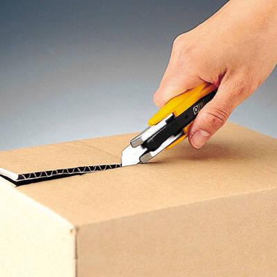 OLFA SK-4 Otomatik Kapanabilen Emniyetli Maket Bıçağı