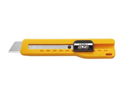 OLFA SL-1 Ray Mekanizmalı Geniş Maket Bıçağı