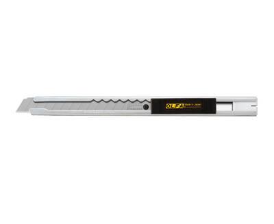 OLFA SVR-1 Paslanmaz Çelik Gövde Dar Maket Bıçağı
