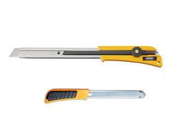 OLFA XL-2 Ekstra Uzun Bıçak Kanallı Geniş Maket Bıçağı - Thumbnail